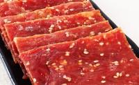 【靖江特产 正片猪肉脯干】原味/蜜汁/香辣/烧烤 200g零食小吃休闲美食