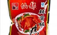 【正宗醴陵仙都辣酱鸭】酱板鸭 湖南特产醴陵特色香辣小吃美食品零食礼品包邮